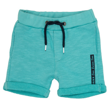 textil Pojkar Shorts / Bermudas Ikks POLEMAN Turkos