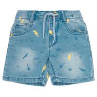 textil Pojkar Shorts / Bermudas Ikks PONERMO Blå