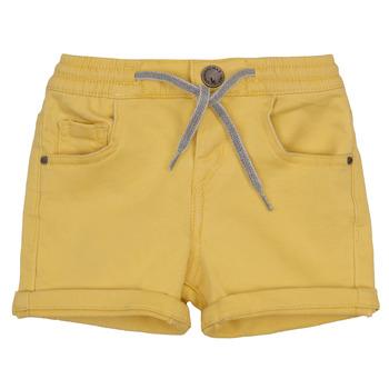 textil Pojkar Shorts / Bermudas Ikks XAVIER Gul