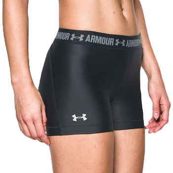 textil Dam Shorts / Bermudas Under Armour Heatgear Short Noir