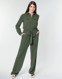 textil Dam Uniform MICHAEL Michael Kors ROLL SLV SAFARI JMPST Kaki