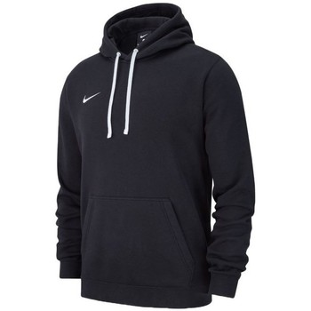 textil Pojkar Sweatshirts Nike JR Team Club 19 Fleece Svarta