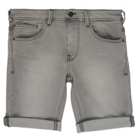 textil Pojkar Shorts / Bermudas Teddy Smith SCOTTY 3 Grå
