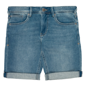 textil Pojkar Shorts / Bermudas Teddy Smith SCOTTY 3 Blå