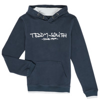 textil Pojkar Sweatshirts Teddy Smith SICLASS Blå