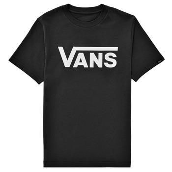 textil Barn T-shirts Vans BY VANS CLASSIC Svart