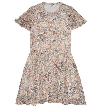 textil Flickor Korta klänningar Le Temps des Cerises JUNO Flerfärgad