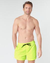 textil Herr Badbyxor och badkläder Quiksilver EVERYDAY VOLLEY Gul