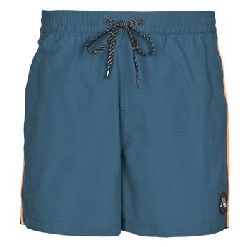 textil Herr Badbyxor och badkläder Quiksilver BEACH PLEASE Blå
