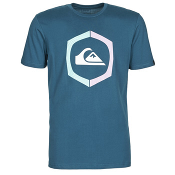 textil Herr T-shirts Quiksilver SURE THING Marin