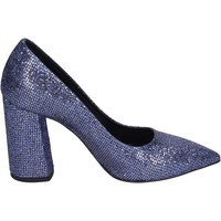 Skor Dam Pumps Strategia decollete glitter Blu