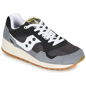 Skor Herr Sneakers Saucony Shadow 5000 Marin / Grå