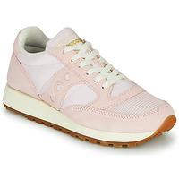 Skor Dam Sneakers Saucony Jazz Vintage Rosa