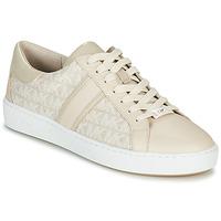 Skor Dam Sneakers MICHAEL Michael Kors KEATON STRIPE Beige