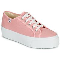 Skor Dam Sneakers Yurban SUPERTELA Rosa