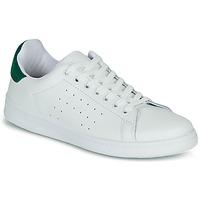 Skor Dam Sneakers Yurban SATURNA Vit / Grön