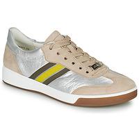 Skor Dam Sneakers Ara ROM-HIGHSOFT Silver / Beige / Gul