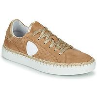 Skor Dam Sneakers Philippe Morvan GIFT Beige
