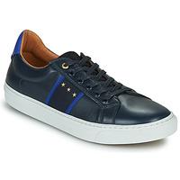 Skor Herr Sneakers Pantofola d'Oro ZELO UOMO LOW Blå