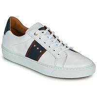 Skor Herr Sneakers Pantofola d'Oro ZELO UOMO LOW Vit