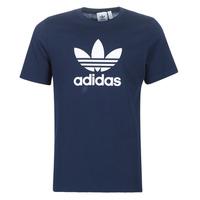 textil Herr T-shirts adidas Originals ED4715 Marin