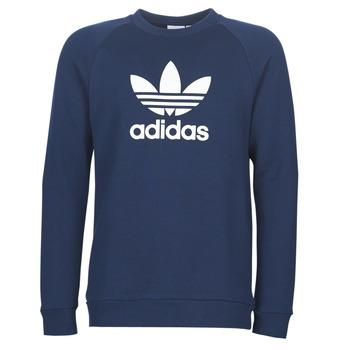 textil Herr Långärmade T-shirts adidas Originals ED5948 Marin
