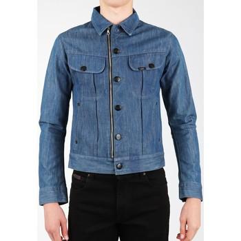 textil Herr Jackor & Kavajer Lee X Biker Rider L887DNXE blue