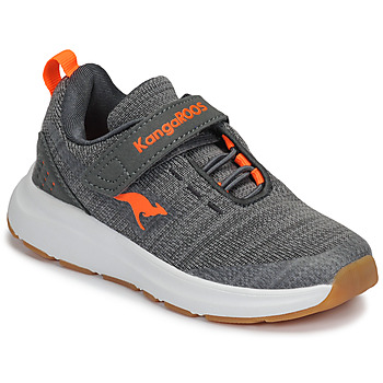 Skor Barn Sneakers Kangaroos KB-HOOK EV Grå / Orange