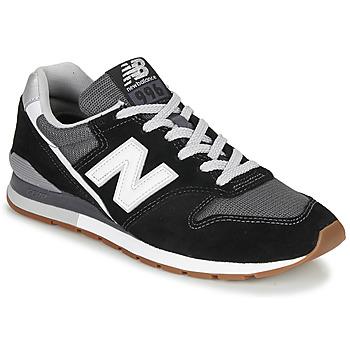 Skor Sneakers New Balance 996 Svart / Vit