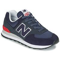Skor Sneakers New Balance 574 Blå