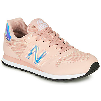Skor Dam Sneakers New Balance 500 Rosa