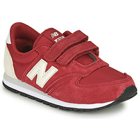 Skor Barn Sneakers New Balance 420 Röd