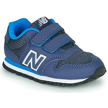 Skor Pojkar Sneakers New Balance 500 Blå