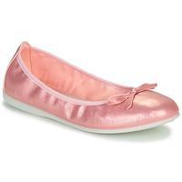 Skor Flickor Ballerinor Citrouille et Compagnie INOBALI Rosa