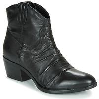 Skor Dam Boots Mjus DALLAS-DALLY Svart