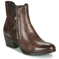 Skor Dam Boots Mjus DALLAS-DALLY Bordeaux