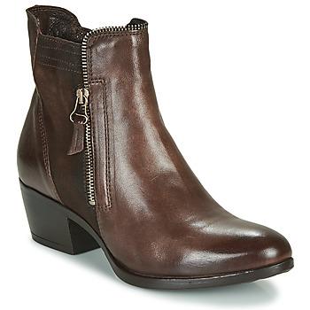 Skor Dam Boots Mjus DALLAS-DALLY Bordeaux