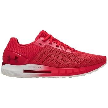 Skor Herr Sneakers Under Armour Hovr Sonic 2 Röda