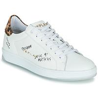 Skor Dam Sneakers Replay MELANIA Vit