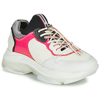 Skor Dam Sneakers Bronx BAISLEY Vit / Rosa