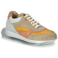 Skor Dam Sneakers Bronx LINKK-UP Mullvadsfärgad / Rosa / Grå
