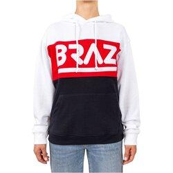 textil Dam Sweatshirts Braz 120974TSH Vit