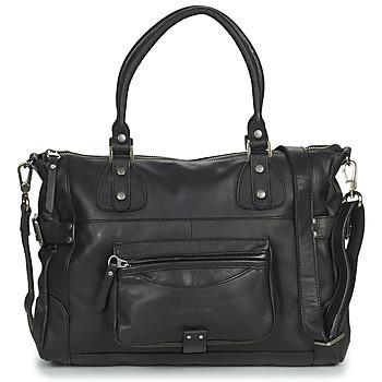 Väskor Dam Handväskor med kort rem Sabrina CAMILLE Svart