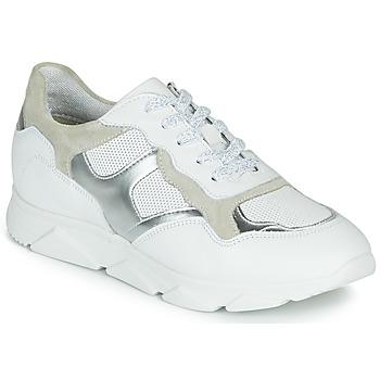 Skor Dam Sneakers André HAVILAH Vit