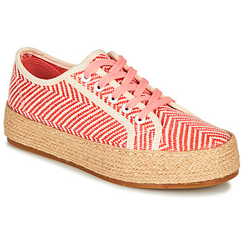 Skor Dam Espadriller André PEN Orange