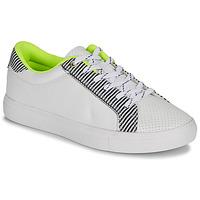 Skor Dam Sneakers André HAMAKO Vit