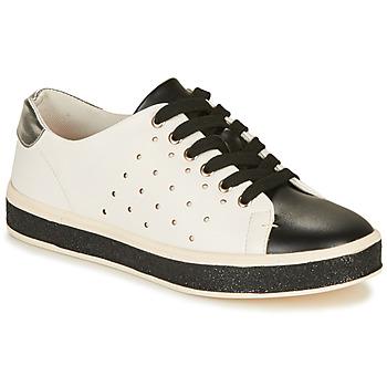 Skor Dam Sneakers André PENNY Vit