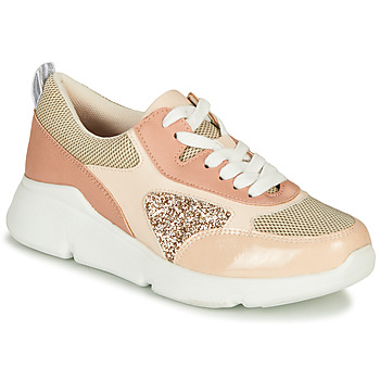 Skor Dam Sneakers André PORTIA Rosa