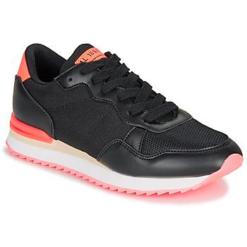 Skor Dam Sneakers André HISAYO Svart