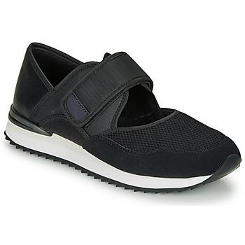 Skor Dam Sneakers André HISAYA Svart